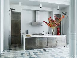 White Kitchen White Floor 20 Black And White Kitchen Design Decor Ideas