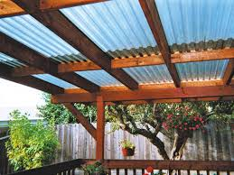 clear covered patio ideas. Diy Patio Roofing Clear Covered Ideas
