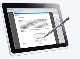 Sigplus Pro Windows Tablet And Tablet Pc Electronic Signature