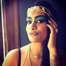 we re still crazy for the cleopatra makeup tutorial we put together with mac cosmetics