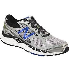 new balance running shoes mens. new balance m 840 sb3 running shoes - mens silver blue