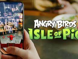 Angry Birds Releases Its First AR Mobile Game: Here's How You Can Play