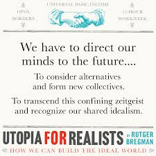 a growing number of people think their job is useless time to rutger bregman is the author of utopia for realists published by bloomsbury in