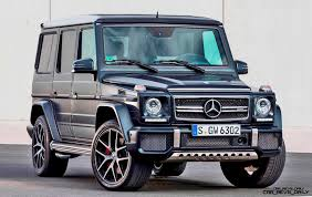 Matte black mercedes g wagon on savini sv 28s wheels mercedes benz. 2016 G Class Adds New Colors Black Packs And Designo Cabin We Rename The Colors V Offensively Car Revs Daily Com