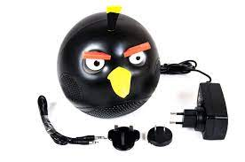 Gear 4 Angry Birds Lautsprecher Sub-Woofer mini Speaker Soundstation  Smartphone