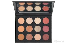 antoinette beauty top quality eyeshadow cardboard palette x warm neutral high pigment with matte shimmer and metallic finish cream eyeshadow