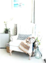 white wingback chair. Wingback Chair Covers Wing Back Medium Size Of White Cover Small .