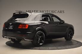 2018 bentley suv. exellent suv new 2018 bentley bentayga black edition  greenwich ct intended bentley suv