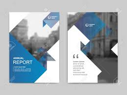 Annual Report Flyer Presentation Brochure Front Page Report