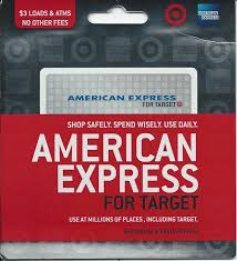 Maybe you would like to learn more about one of these? How To Get The American Express For Target Card