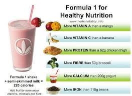 among these s is their formula 1 meal replacement shake