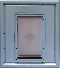 french door with dog screen mounted pet doors sliding