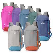 Light Waterproof Backpack 10l Oxford Waterproof Backpack Portable Ultra Light Hiking Trekking Camping Bag