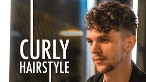 How To Manage Curly Hair Mens Hairstyle Slikhaartv Blog