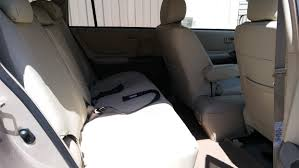2016 toyota highlander hybrid cabin with sandstone leatherette seat coverap pockets