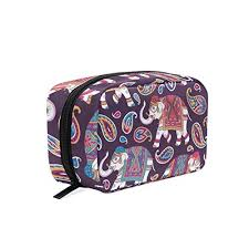 cosmetic bag indian style elephant s makeup organizer box lazy toiletry case