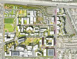 The Martin Luther King Jr Medical Center Campus Master Plan