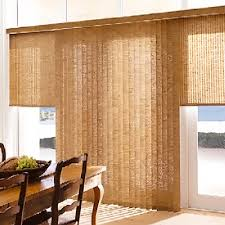 vertical blinds blinds the