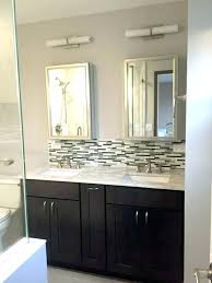 Backsplash Bathroom Ideas Adorable Bathroom Vanity Tile Backsplash Tile Bathroom Bathroom Vanity Tile