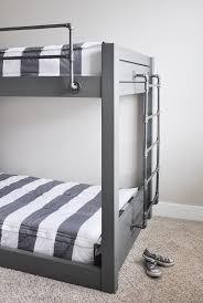 Best 25+ Industrial bunk beds ideas on Pinterest   Industrial kids ...