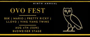 Ovo Fest B2k Mario Pretty Ricky Lloyd Ying Yang Twins