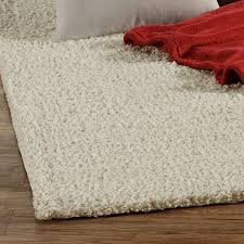 white wool shag rug. Soft Shag Rug Bliss Super Area Rugs White Plush Carpet Blue Fluffy Wool Solid Color Fuzzy A