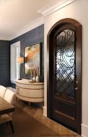 Flemish Interior Design Marseille Single Arched Top Door Flemish Glass Entrance
