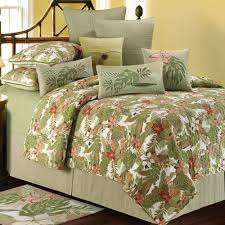 Image of: Palm Tree Quilt Cover Set. Image of: Palm Tree Leaf Bedding