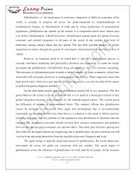 globalization essay winners and losers of globalisation essay globalisation essay view larger