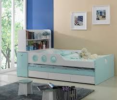 kids room furniture india. Marine Aqua Blue Trundle Bed For Kids Room Furniture India