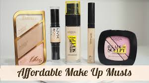 top 5 affordable make up beauty s beauty s as you wish uk 6 british makeup brands