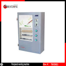 Pen Vending Machine Magnificent Pencil Or Pen Vending Machines Buy Pencil Vending MachinesPen