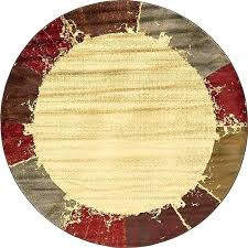 cream round rug main image of rug cream gy rug argos brown and cream rugs for