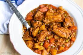 homemade anese en curry gluten