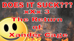 Rated R Reviews XXX Return of Xander Cage IS IT ANY GOOD movie.