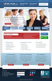 Independent Contractor Web Design Serious Modern Financial Web Design For A Company By Alex