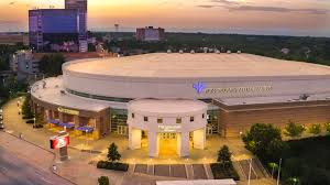 Bon Secours Wellness Arena Greenville South Carolina