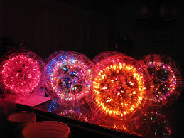 Dixie Cup Lights Sparkleball No Melt For The Holidays 13 Steps With