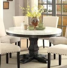 best round dining tables acme marble top round dining table pertaining to ideas 0 best dining tables nyc