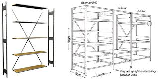 our stock room shelving provides an economical way for you to your extra stock these shelves can be used in retail and office environments