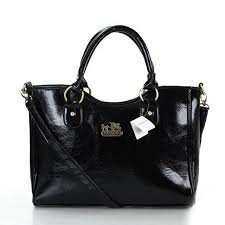 Coach Legacy Logo Medium Black Satchels FDW
