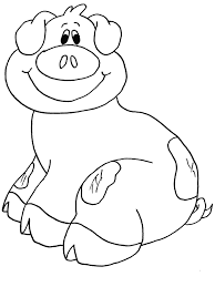 zc7k3tp pig coloring pages getcoloringpages com on coloring book pig