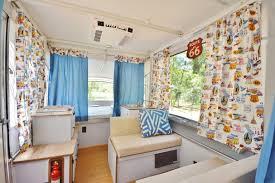 Campervan Design Curtains Camper Interior Decorating Ideas Crazymba Club