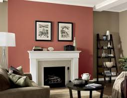 paint colors that go with brown furnitureInterior Paint Ideas and Schemes From The Color Wheel
