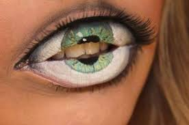 07 eye mouth makeup