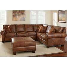 leather sectional sofas for bright brown colored sofa medium size for family can placed at