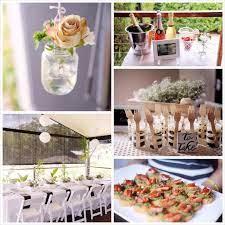 indoor garden dinner party planning
