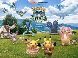 Muziekthema Pokemon Go Fest 2021 ...