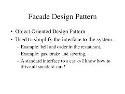 Pattern Oriented Design Ppt Procedural Vs Object Oriented Design Powerpoint
