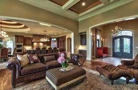 old world tuscan living room furniture street of dreams villa